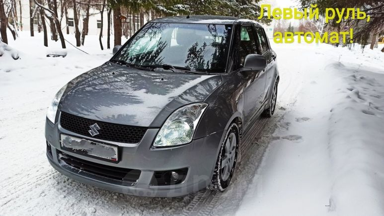 Suzuki Swift, 2008 год, 380 000 руб.