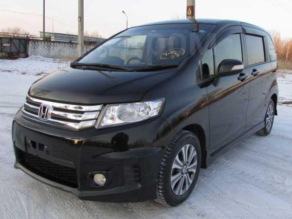 Honda Freed Spike, 2012 год, 655 000 руб.