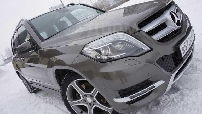 Mercedes-Benz GLK-Class, 2012 год, 1 280 000 руб.