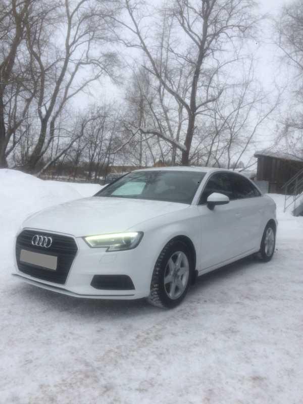 Audi A3, 2017 год, 1 000 000 руб.