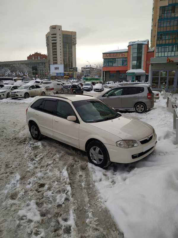 Mazda Familia S-Wagon, 1999 год, 125 000 руб.