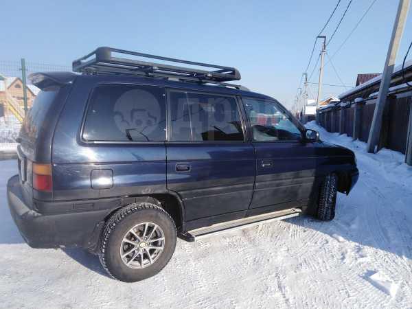 Mazda Efini MPV, 1996 год, 240 000 руб.