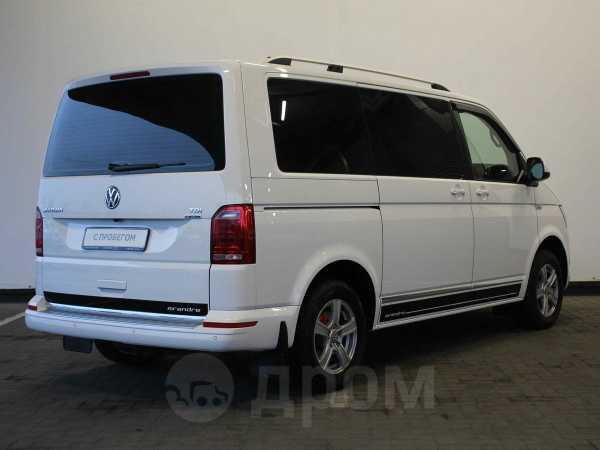 Volkswagen Multivan, 2018 год, 3 077 000 руб.