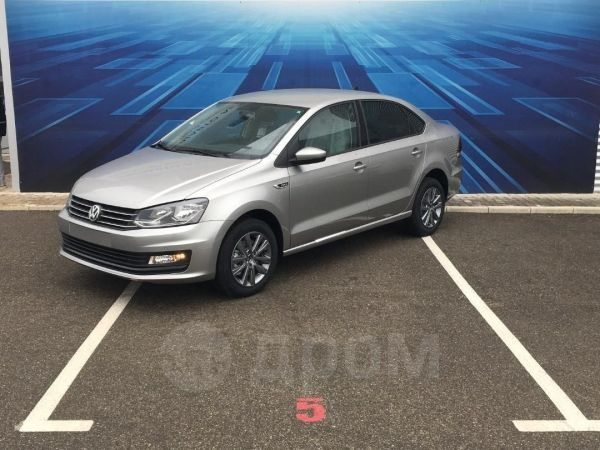 Volkswagen Polo, 2020 год, 910 400 руб.
