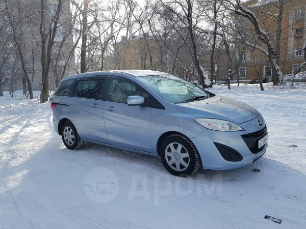 Mazda Premacy, 2011 год, 510 000 руб.