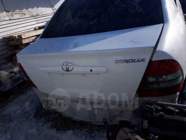 Toyota Corolla, 2003 год, 59 999 руб.