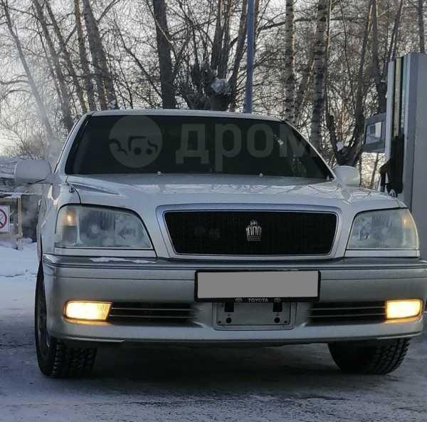 Toyota Crown, 2001 год, 490 000 руб.