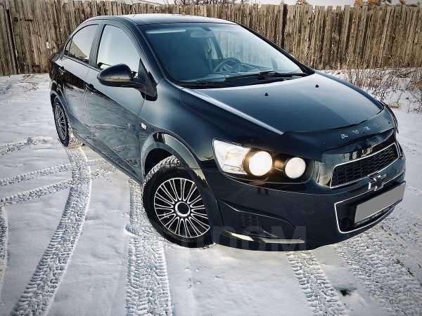 Chevrolet Aveo, 2012 год, 389 000 руб.
