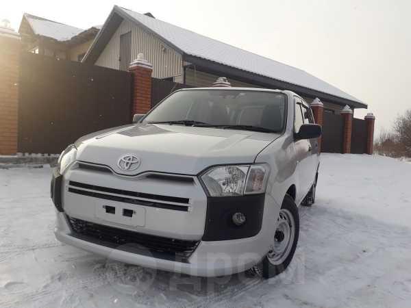 Toyota Probox, 2019 год, 658 000 руб.