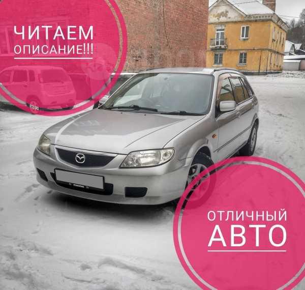 Mazda Familia, 2001 год, 189 000 руб.