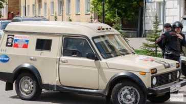 Новосибирск 4x4 2131 Нива 2008