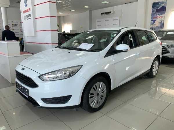 Ford Focus, 2018 год, 885 000 руб.