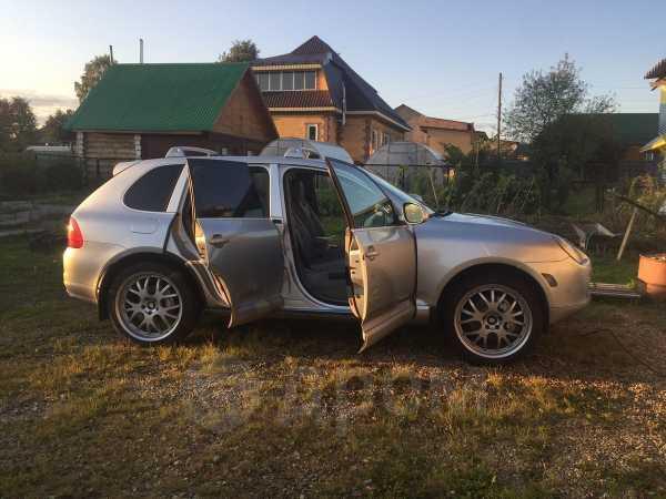 Porsche Cayenne, 2006 год, 585 000 руб.