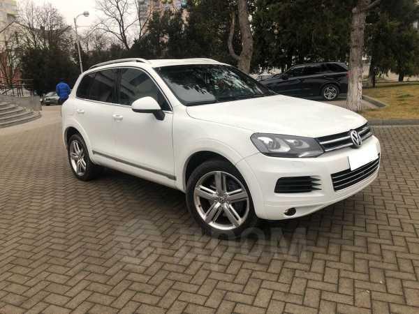 Volkswagen Touareg, 2012 год, 1 290 000 руб.