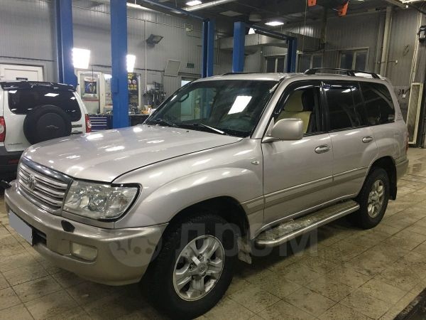 Toyota Land Cruiser, 2004 год, 1 050 000 руб.