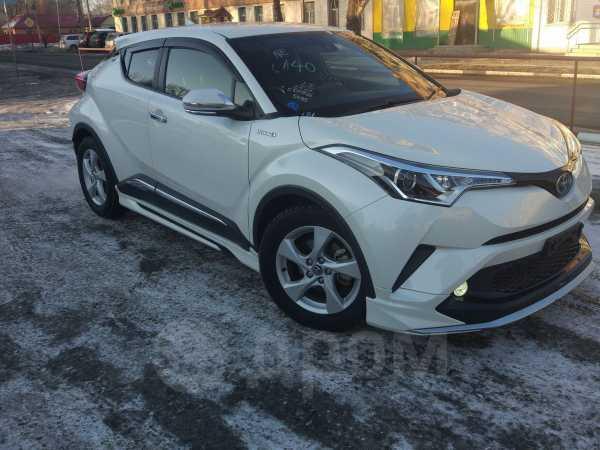 Toyota C-HR, 2017 год, 1 465 000 руб.