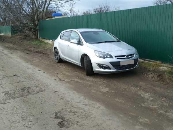 Opel Astra, 2011 год, 407 000 руб.