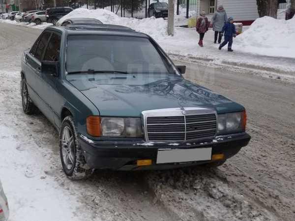 Mercedes-Benz 190, 1983 год, 155 005 руб.
