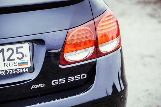 Lexus GS350, 2008 год, 850 000 руб.