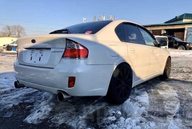 Subaru Legacy B4, 2007 год, 259 000 руб.