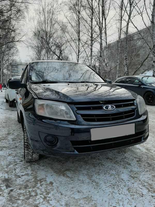 Лада Гранта, 2012 год, 145 000 руб.