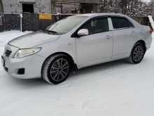 Северобайкальск Corolla 2008