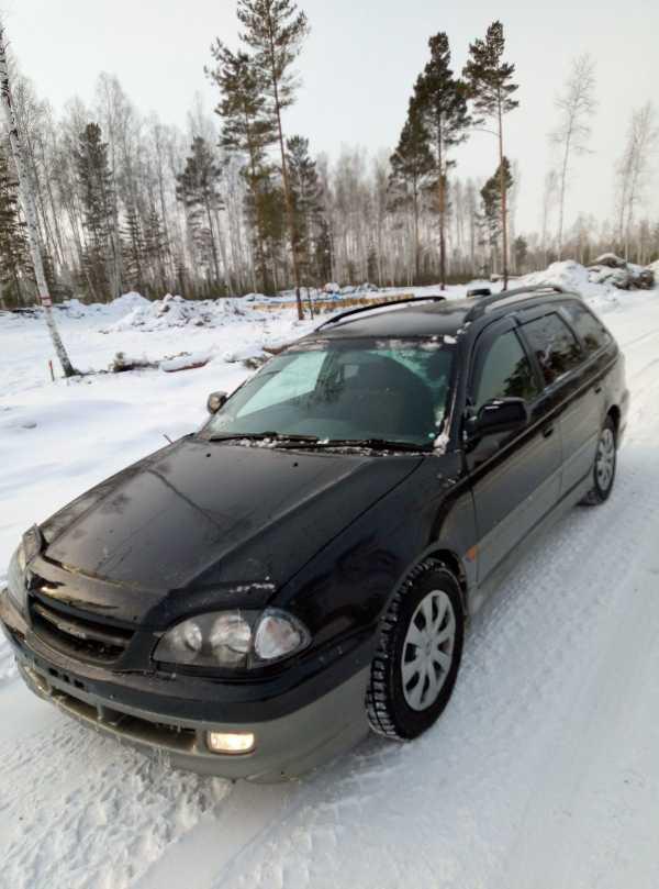 Toyota Caldina, 1999 год, 256 000 руб.