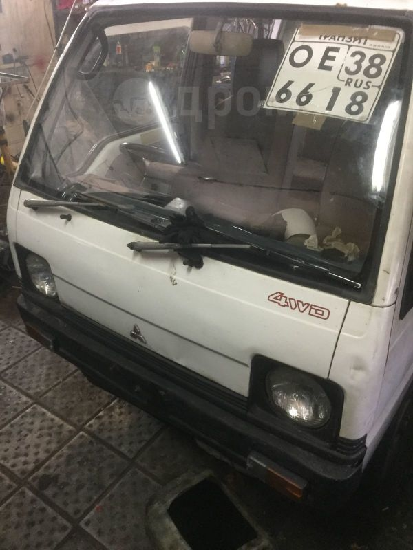 Mitsubishi Minicab, 1986 год, 65 000 руб.