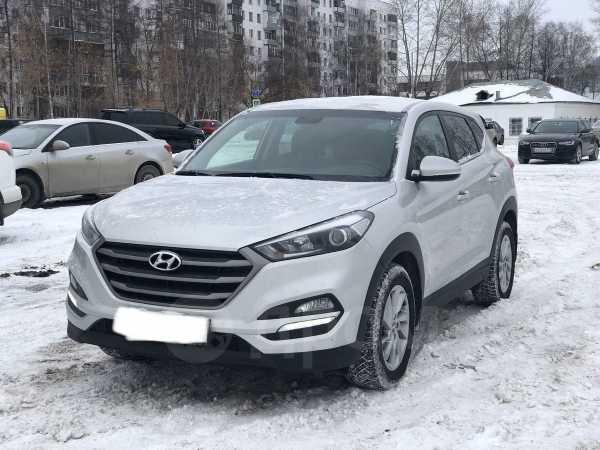 Hyundai Tucson, 2017 год, 1 311 000 руб.