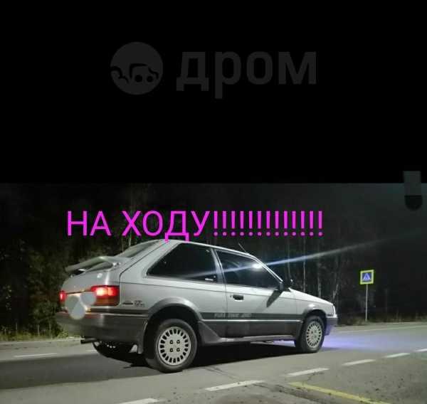 Mazda Familia, 1986 год, 60 000 руб.