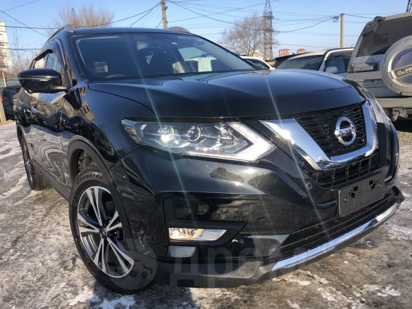 Nissan X-Trail, 2018 год, 1 495 000 руб.