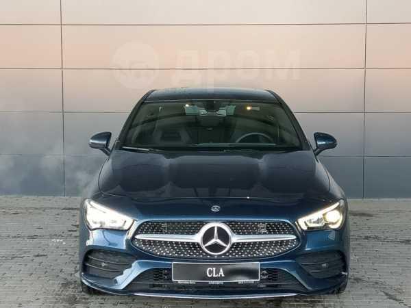 Mercedes-Benz CLA-Class, 2020 год, 2 434 615 руб.