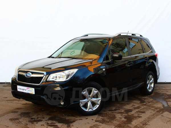 Subaru Forester, 2014 год, 969 900 руб.