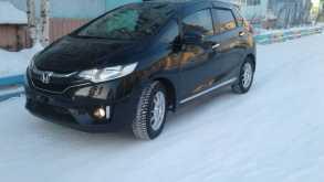 Новая Игирма Honda Fit 2015