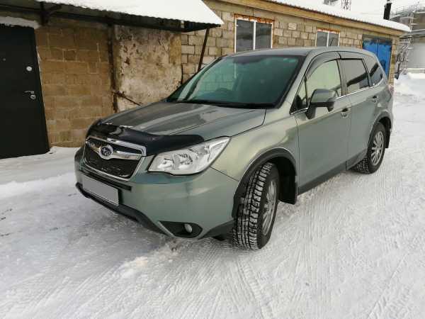Subaru Forester, 2014 год, 1 199 000 руб.