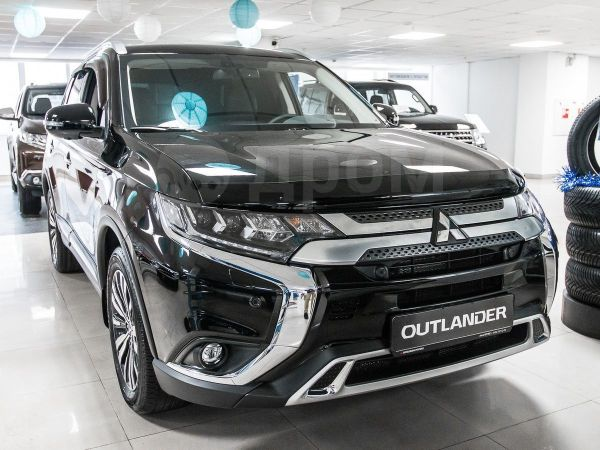 Mitsubishi Outlander, 2019 год, 2 186 000 руб.