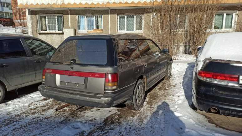Subaru Legacy, 1991 год, 45 000 руб.