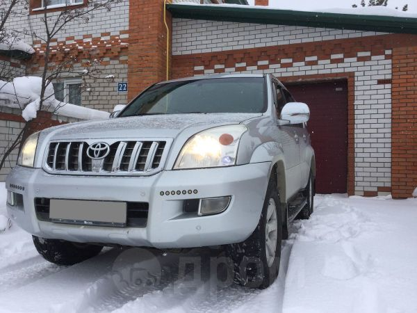 Toyota Land Cruiser Prado, 2006 год, 1 170 000 руб.