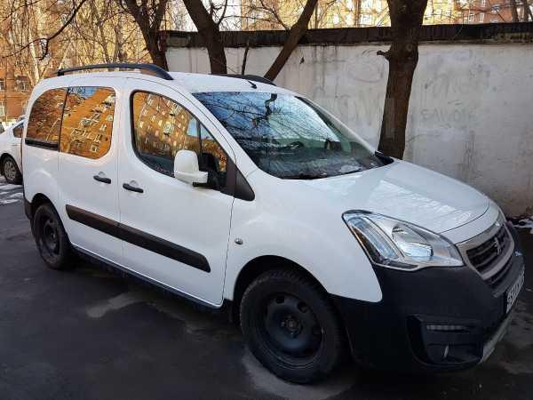 Peugeot Partner Tepee, 2016 год, 625 000 руб.