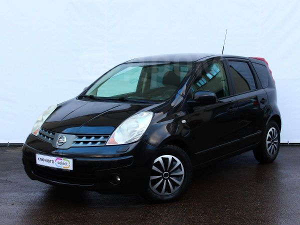 Nissan Note, 2008 год, 329 900 руб.