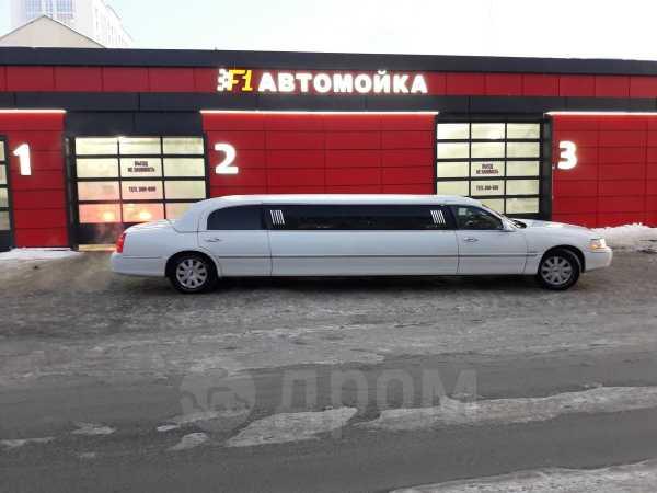 Lincoln Town Car, 2003 год, 575 000 руб.