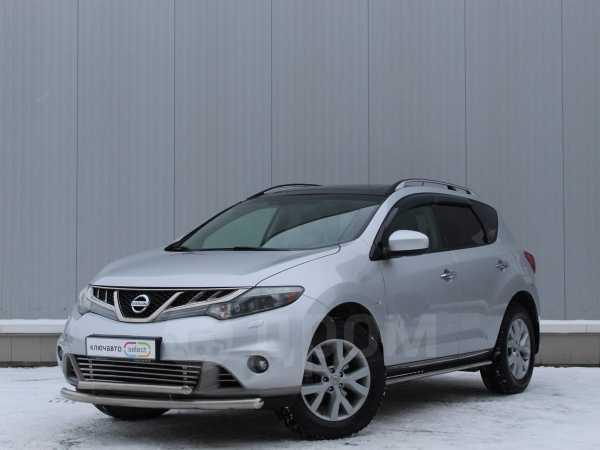 Nissan Murano, 2011 год, 943 457 руб.