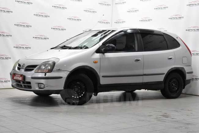 Nissan Tino, 2001 год, 179 000 руб.
