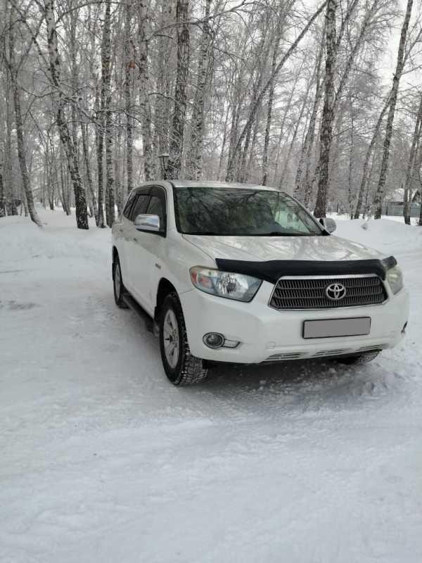 Toyota Highlander, 2008 год, 1 140 000 руб.