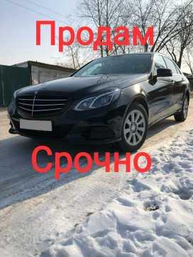 Владивосток E-Class 2015
