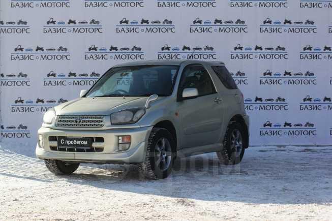 Toyota RAV4, 2002 год, 405 000 руб.