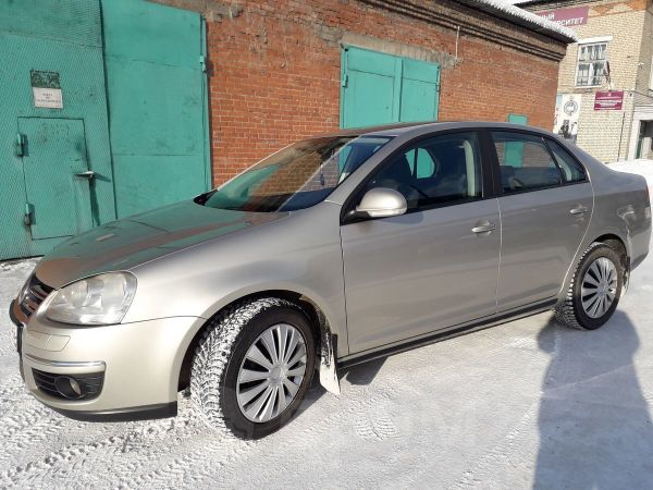 Volkswagen Jetta, 2007 год, 403 000 руб.