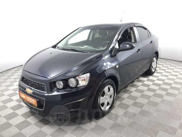 Chevrolet Aveo, 2012 год, 394 000 руб.