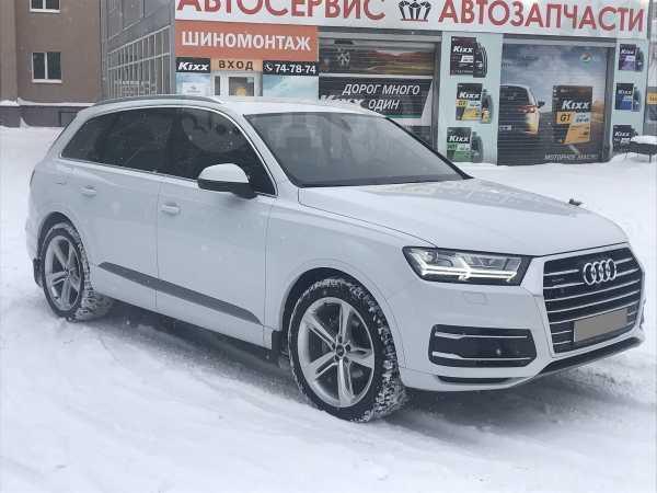 Audi Q7, 2018 год, 3 930 000 руб.