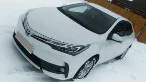 Нижневартовск Corolla 2016